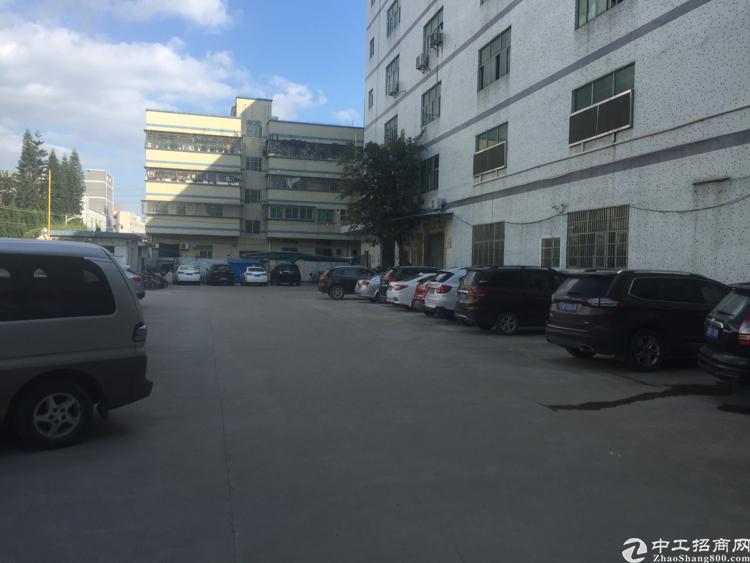 坪山六联新出一楼320平米小面积厂房招租 3500块打包价