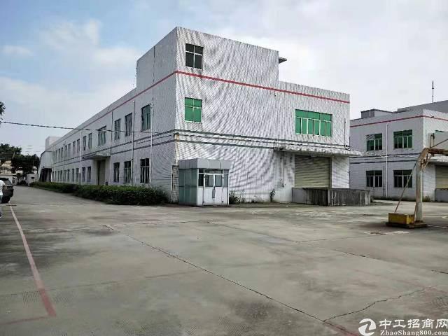 清溪镇中心标准两层小独院厂房1700平米出租