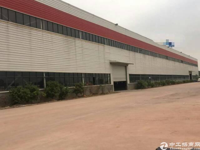 东莞大朗独院原房东钢结构厂房出租7500平方,高12米