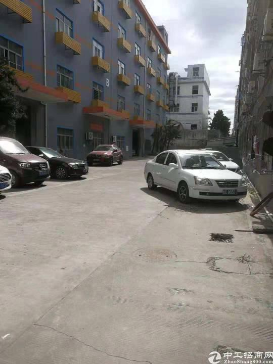 横岗中心城小厂房660平方出租。