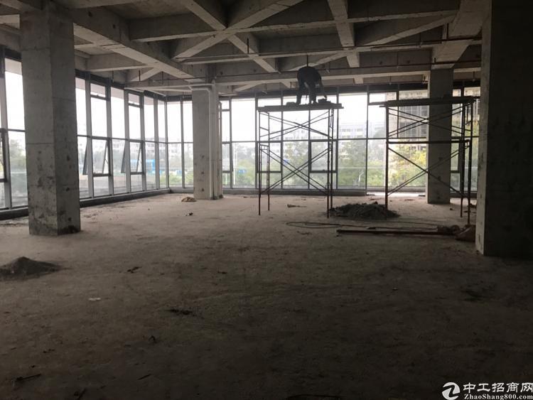 广州黄埔开发区建筑3000方不动产权证厂房
