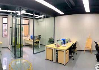 空间按全新轻时尚风格设计距爱联地铁站200米图片6