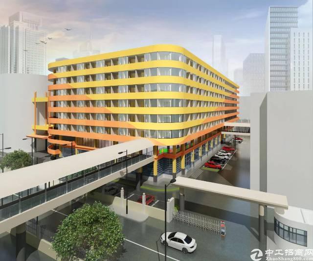 西丽豪华高新研发园3000平大小面积均可分租