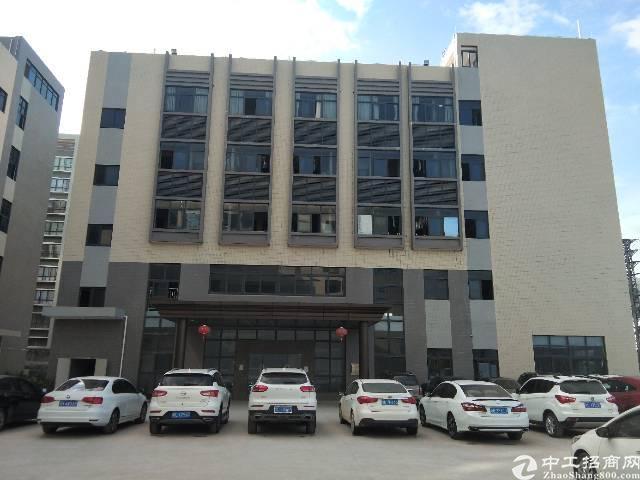惠阳区沙田镇新出红本标准厂房55200平方-面积大小可分租-