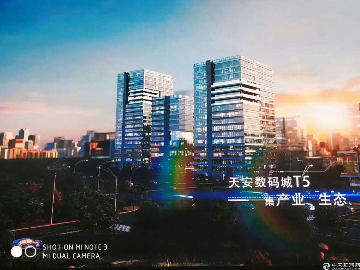 深圳东部中心,大运体育馆向西3公里,150万平超甲级产业园!