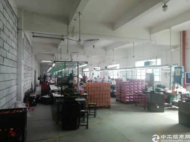 平湖新出楼上1000平米原房东厂房,面积实在无公摊