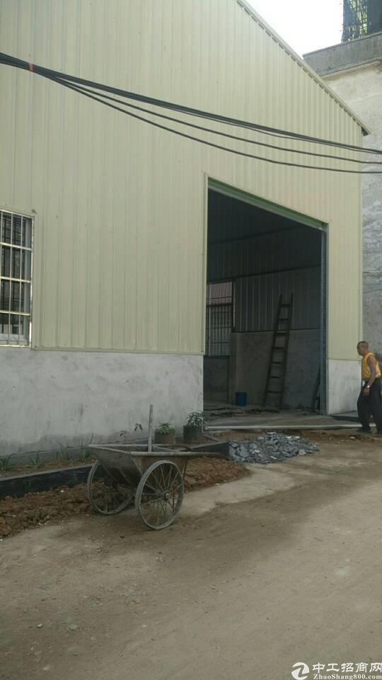 企石镇全新单一层厂房出租300平方