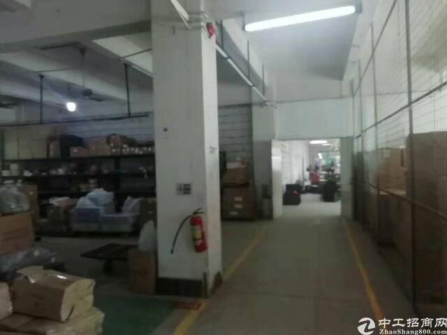 平湖新出楼上1000平米原房东厂房,面积实在无公摊-图4