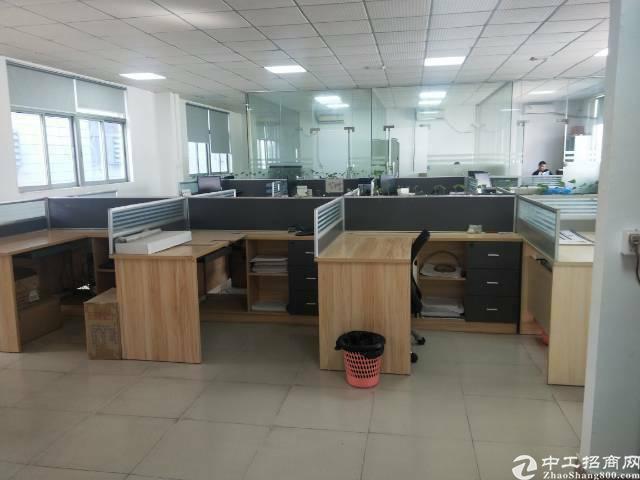 观澜原房东厂房出租带装修水电齐全 500平