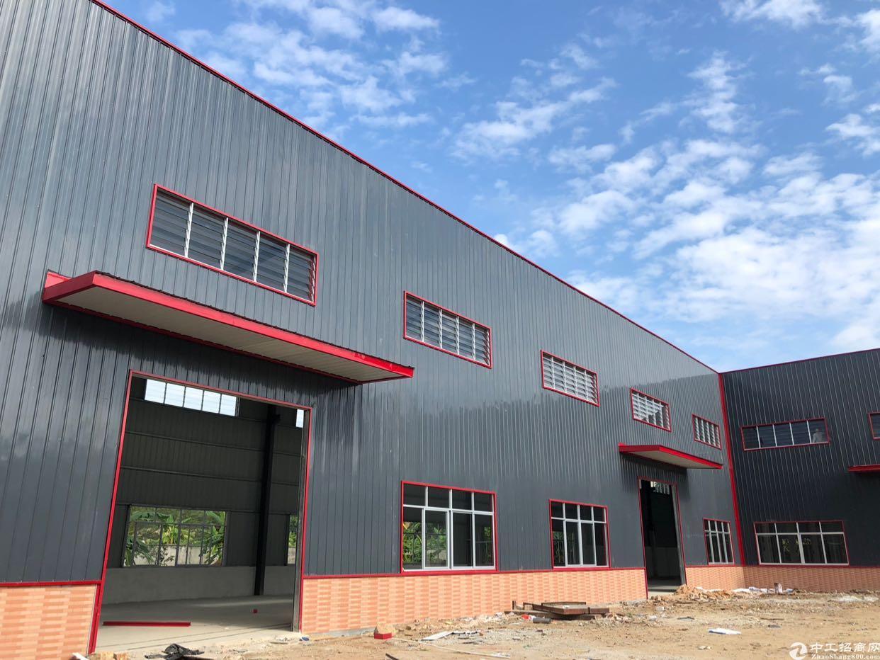 秒杀盘! 博罗义和全新单层厂房出售 占地4500平米,25年