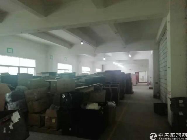 平湖新出楼上1000平米原房东厂房,面积实在无公摊-图3