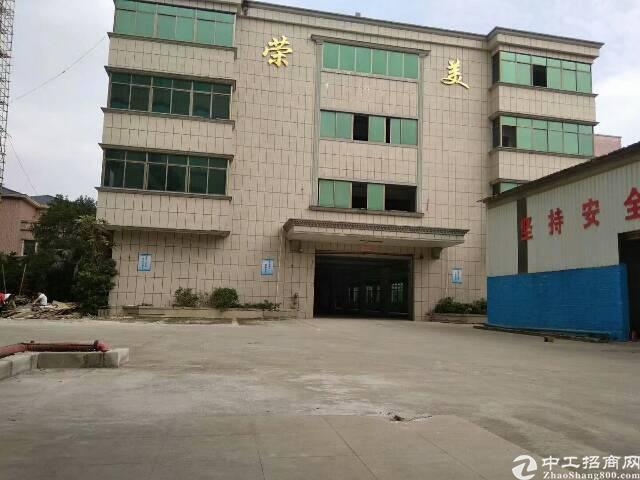 万江简沙洲500平方标准厂房出租,形象好