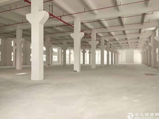 东莞快速边上重工业厂房一楼带牛角1000-10000平方出租