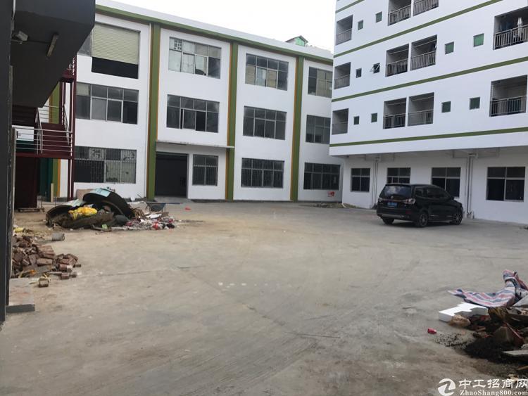 深圳平湖厂房式写字楼出租