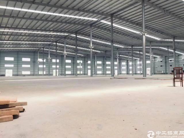 石岩十二米高钢构厂房4000平招租