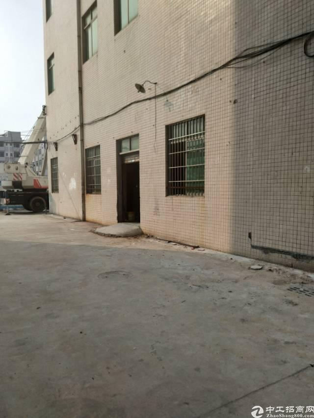 虎门南栅500平方带装修厂房低价招租