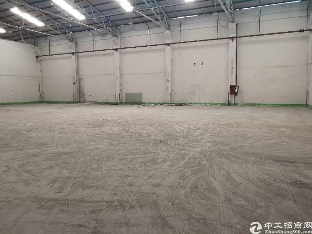 西乡九围洲石路边物流仓库1100平米出租