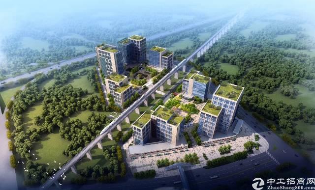 龙岗大运城大型产业园6000平办公室招租