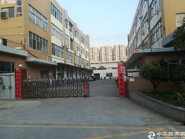 出租宝安区福永镇塘尾地铁口附近整栋独院精品厂房