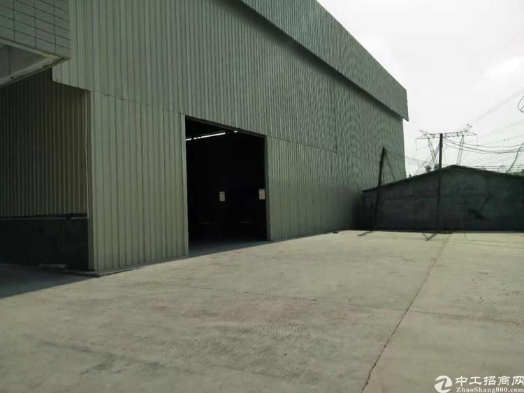 园洲出售永久性钢结构厂房1334平方