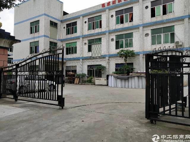 平湖辅城坳原房东1500平方带装修厂房出租