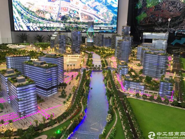 东莞开发商直售可按揭10年红本厂房 松山湖高端产业园出售
