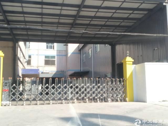 横沥镇三江单一层厂房500平方