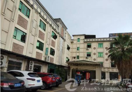 常平桥沥大型工业园区出租标准一楼1500平方
