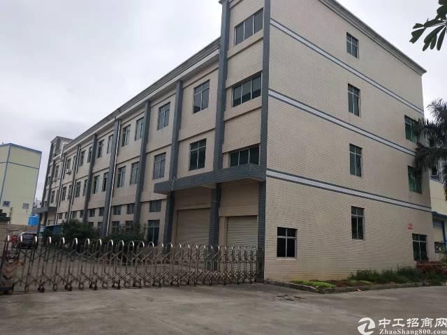 西城工业区一楼厂房出租
