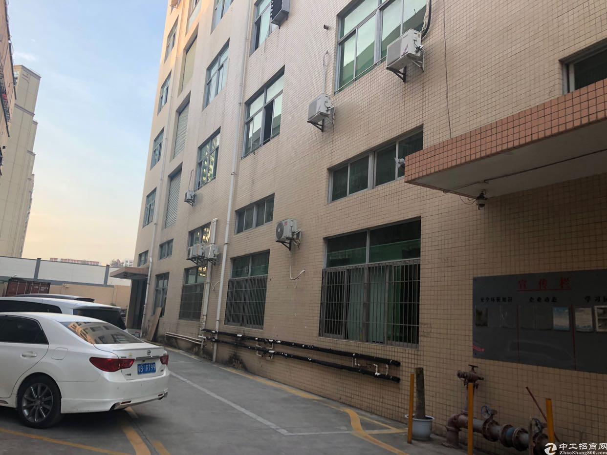 宝安西乡宝田工业区楼上500平厂房出租