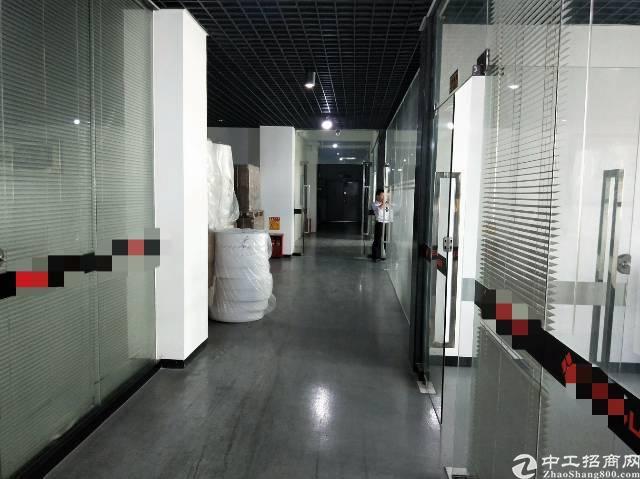 福永地铁站带精装修写字楼出租