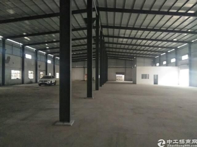 全新滴水10米钢构厂房招租