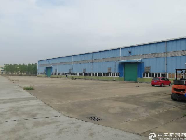 仲恺高新区独门独院七米钢构厂房6000㎡出售