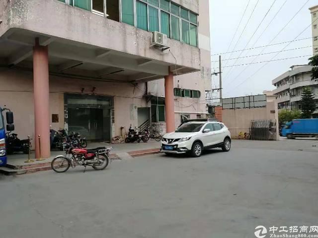 东莞茶山标准厂房一楼出租