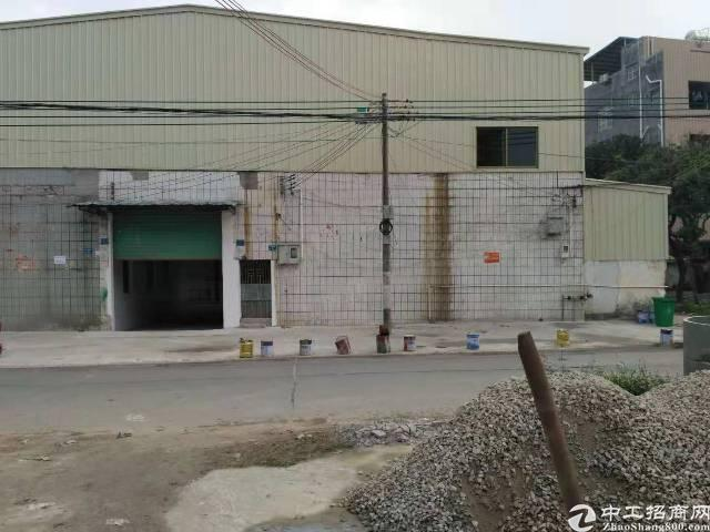 大岭山新塘附近新出独栋钢构厂房出租