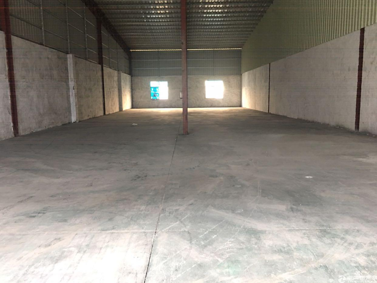 独院厂房分租单一层650平方
