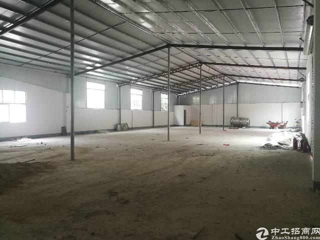 西乡九围钢钩厂房860平米低价招租
