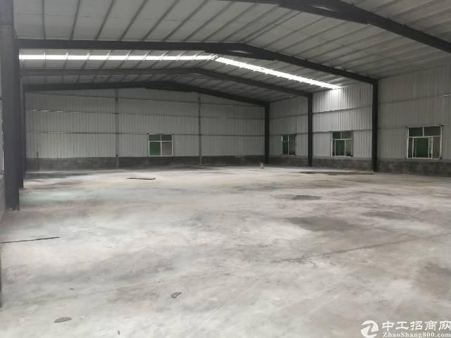 大型工业园区出租钢构单一层厂房