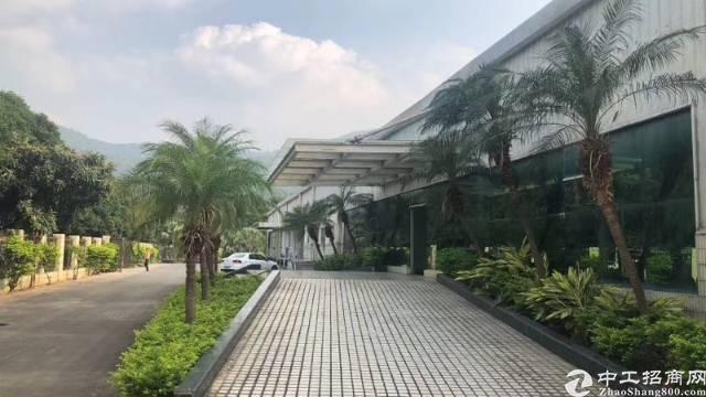 福永凤凰单一层4500平厂房出租