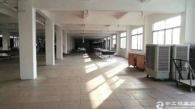 茶山镇新出村委厂房二楼1100平米,现成豪华装修,12一平米