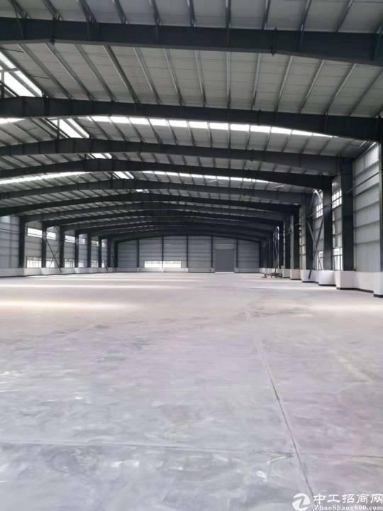 高埗镇新空岀单一层13000平方厂房岀租!