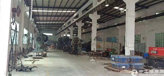 茶山新出原房东独院钢构厂房2600平