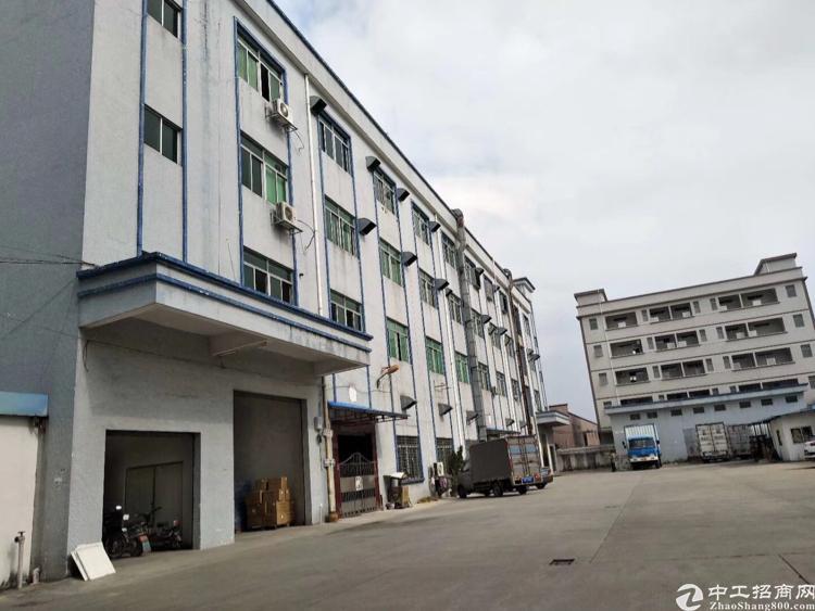 观澜独院厂房分租楼上1700平方