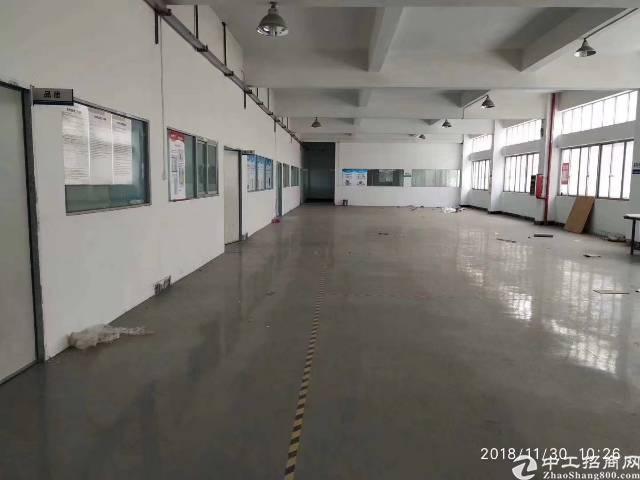 (出租)石岩独门独院,红本厂房仓库,500平至2000平