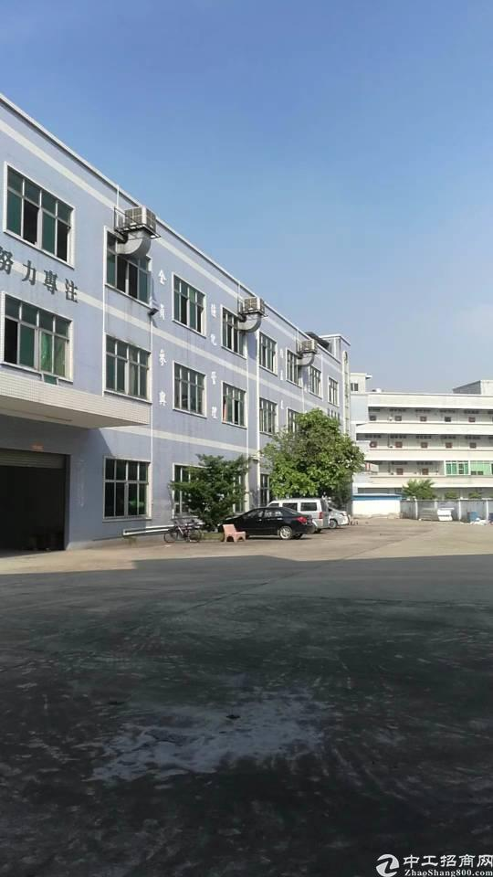 寮步本地房东厂房出租面积6500平方米