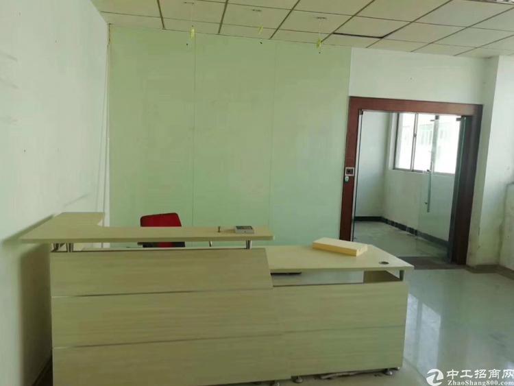 凤岗镇五联新出独门独院厂房660平带装修办公室喷淋