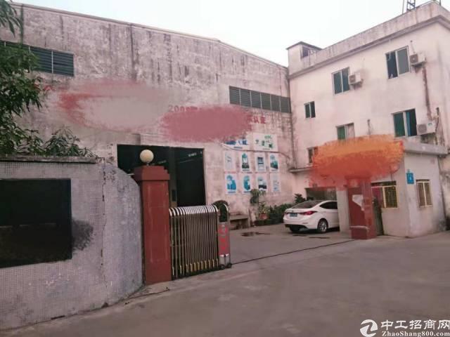 东莞市区工业厂房出租