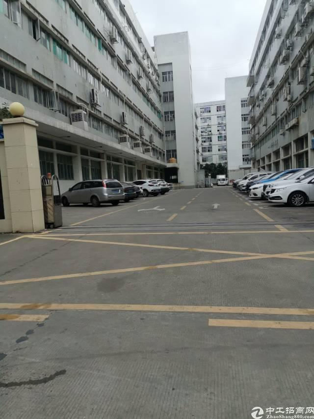 西丽白芒关口新出独栋1-6层13000平厂房招租