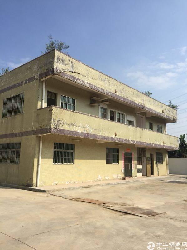 横沥镇钢构2850厂房出租