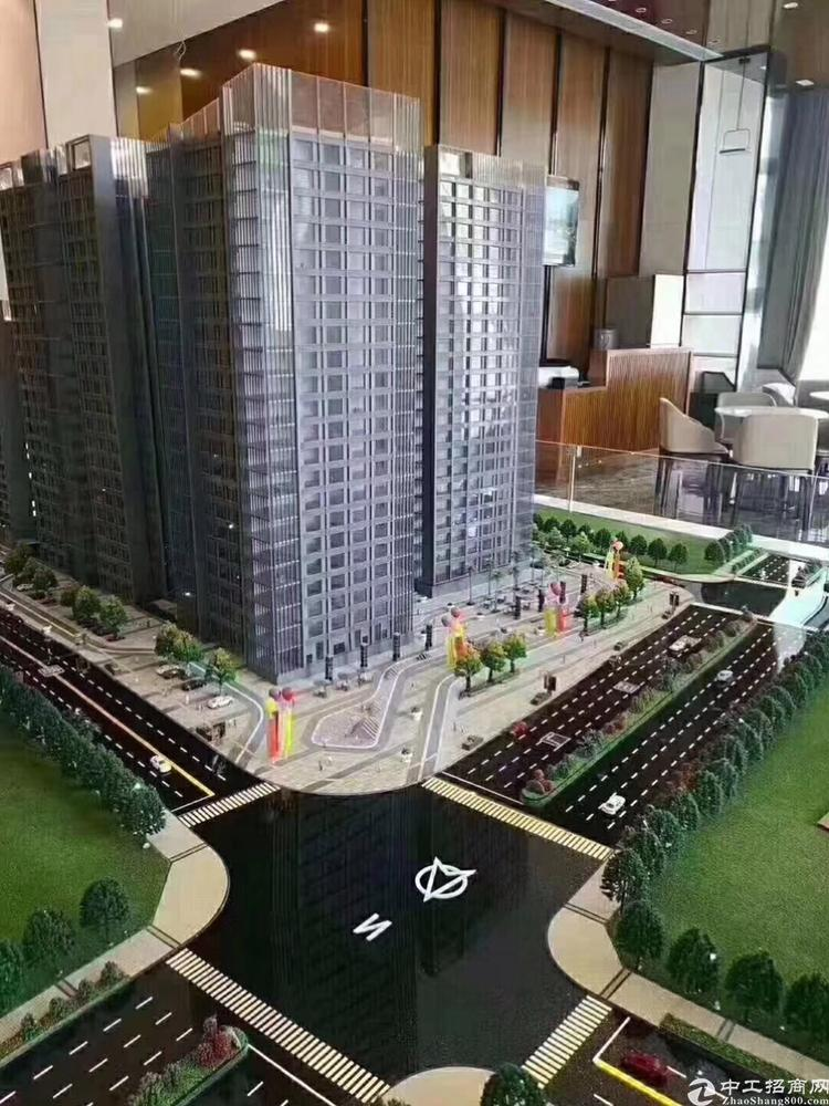 深圳宝安松岗红本工业厂房出售200平米起独立红本首付三成
